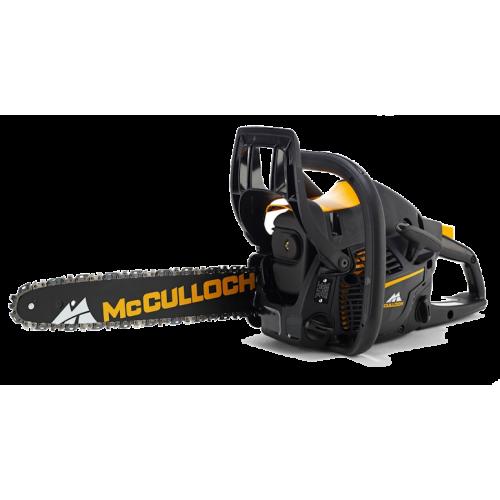 McCulloch - CS340